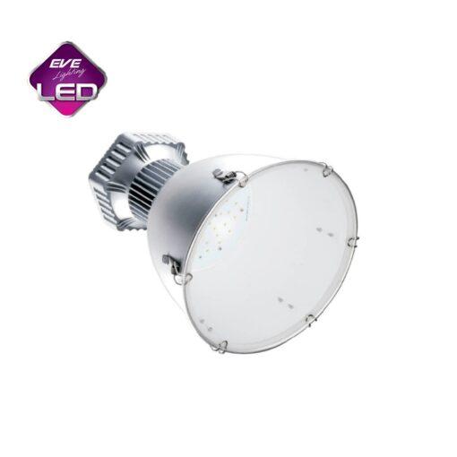 โคมไฮเบย์ LED (SPG) 100W (เดย์ไลท์) EVE