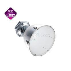 ฝาชีพร้อมด้วยโคมไฮเบย์ LED (SPG) 200W (เดย์ไลท์) EVE