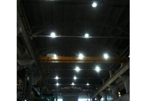 ผลงานหลอดไฟไฮเบย์ LED FSL 30W (วอร์มไวท์)
