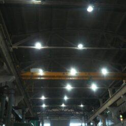 ผลงานหลอดไฟไฮเบย์ LED FSL 40W (เดย์ไลท์)