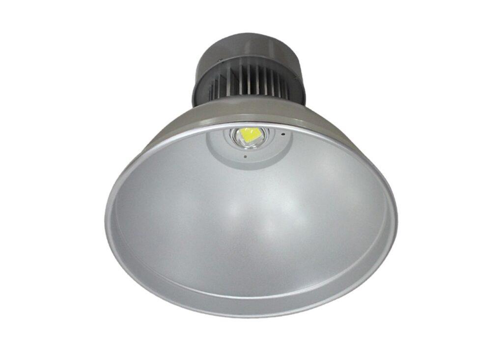 โคมไฮเบย์ LED 50W รุ่นแยกฝา (วอร์มไวท์) IWACHI