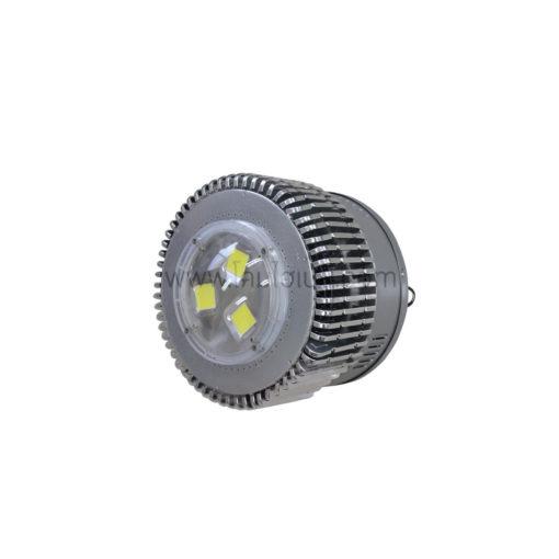 ไฟ 3 ดวงบนตัวโคมไฮเบย์ LED 150W X3 (วอร์มไวท์) IWACHI
