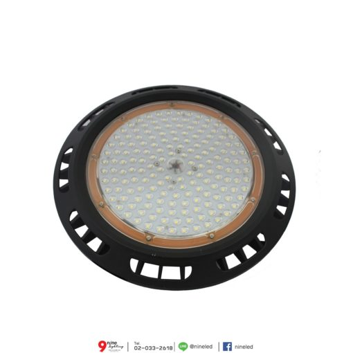 ด้านในโคมไฮเบย์ LED IWACHI FACTORYLIGHT 100W (วอร์มไวท์)