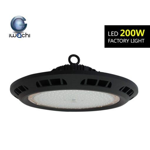 โคมไฮเบย์ LED IWACHI FACTORYLIGHT 200W (เดย์ไลท์)