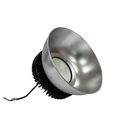 โคมไฮเบย์ LED 100W IWACHI ชิป IDT (วอร์มไวท์)