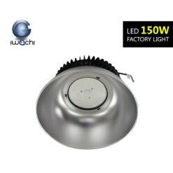 โคมไฮเบย์ LED IWACHI UFO 150W (วอร์มไวท์)