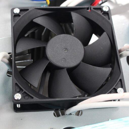 ใบพัดโคมไฮเบย์ LED GKD-043 400W (วอร์มไวท์) IWACHI