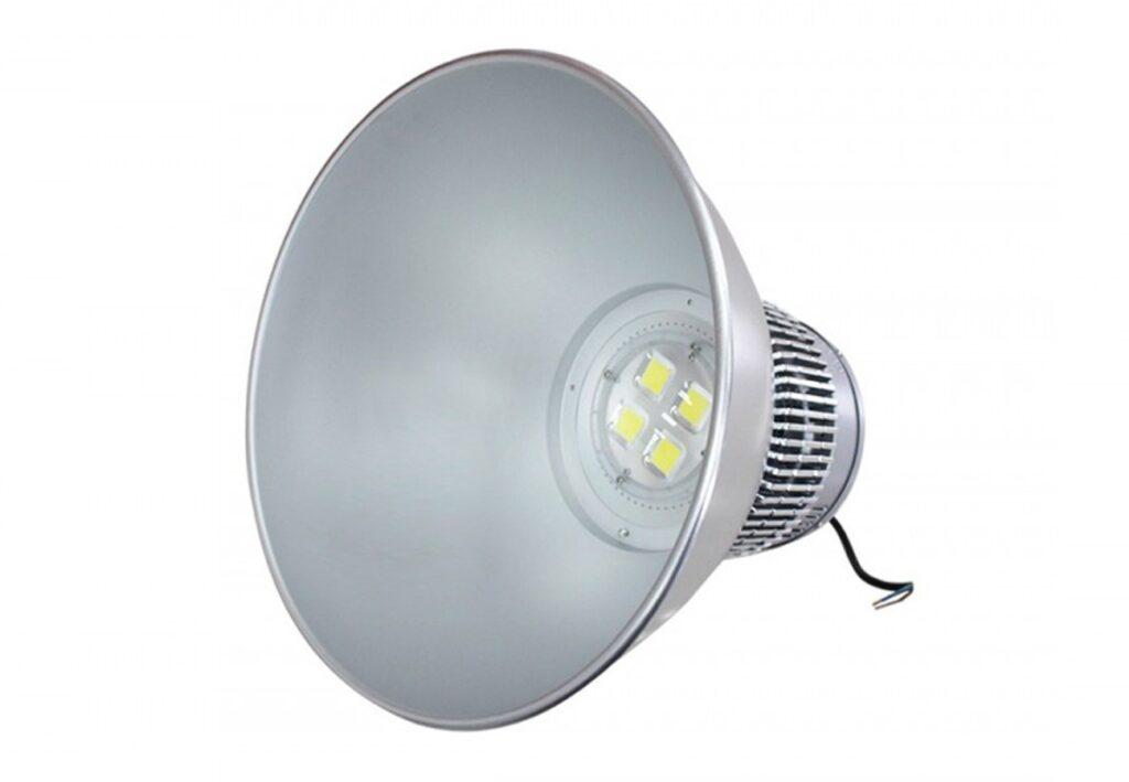 โคมไฮเบย์ LED 200W รุ่นแยกฝาทรงใหม่ (วอร์มไวท์) IWACHI