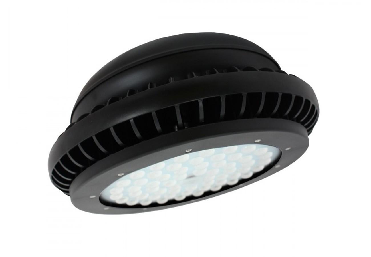 โคมไฮเบย์ LED 150W UFO รุ่นมีพัดลม (เดย์ไลท์) IWACHI