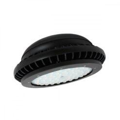โคมไฮเบย์ LED 150W UFO รุ่นมีพัดลม (วอร์มไวท์) IWACHI