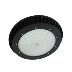 โคมไฮเบย์ LED 200W UFO รุ่นมีพัดลม (เดย์ไลท์) IWACHI
