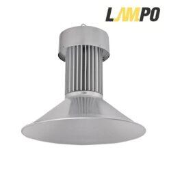 โคมไฮเบย์ LED 150w LAMPO (เดย์ไลท์)