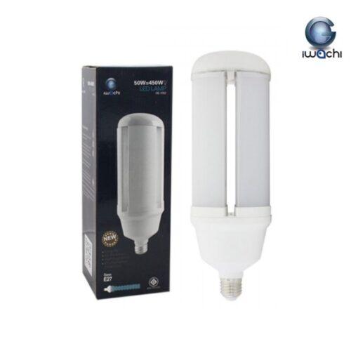 หลอดไฟไฮเบย์ LED 50w Iwachi (เดย์ไลท์)