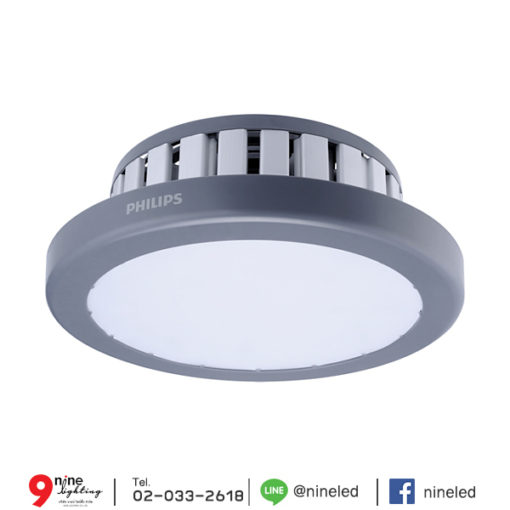 โคมไฮเบย์ LED SmartBright BY228P Philips 200W (CW)