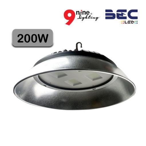 ฝาชีโคมไฟไฮเบย์ 200w HBN ยี่ห้อ BEC