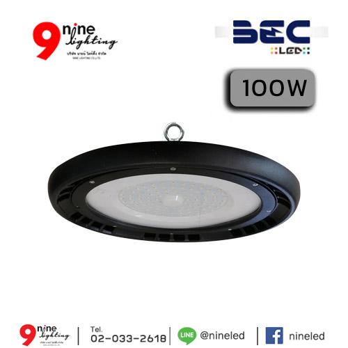 โคมไฮเบย์ LED HBS 100w (แสงขาว) BEC