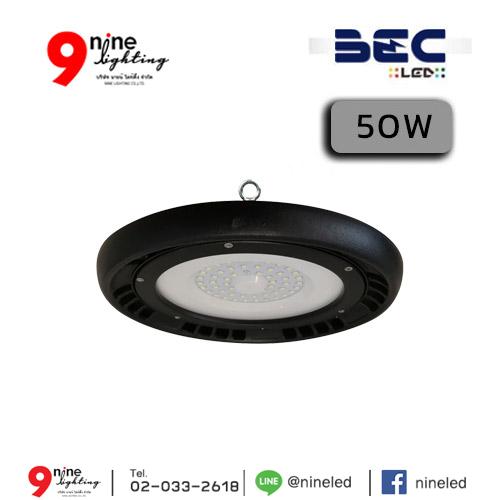 โคมไฮเบย์ LED HBS 50w (แสงขาว) BEC