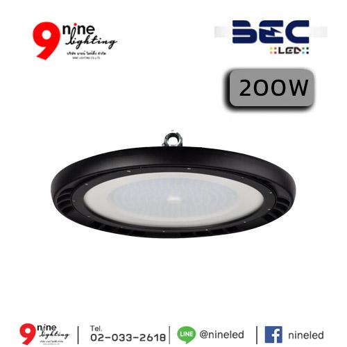 โคมไฮเบย์ LED HBS 200w (แสงขาว) BEC