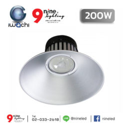 โคมไฮเบย์ LED 200w TB Iwachi