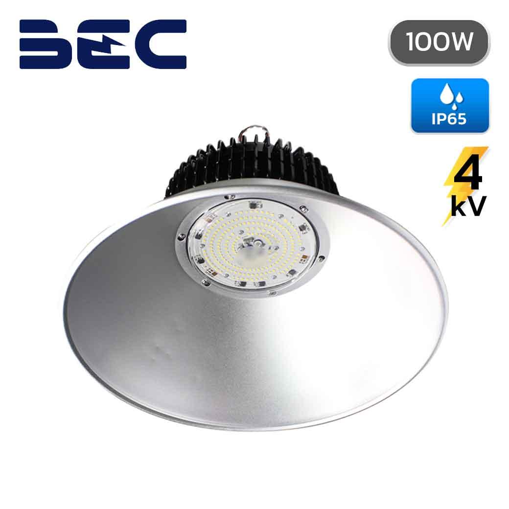 โคมไฮเบย์ LED 100W BEC EARTH