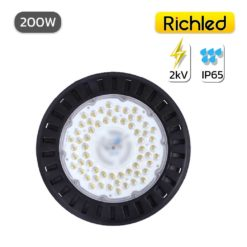 โคมไฮเบย์ LED 200w RICHLED UFO ECO SERIES