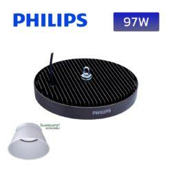 โคมไฮเบย์ LED 97W PHilips BY239P2