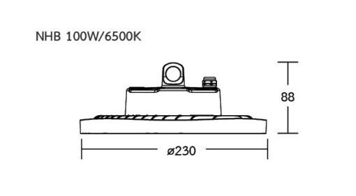 Dimension NHB 100w